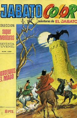 Jabato Color (Grapa 16 pp) #55