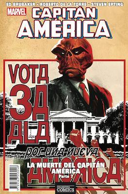 La muerte del Capitán América (Rústica) #7