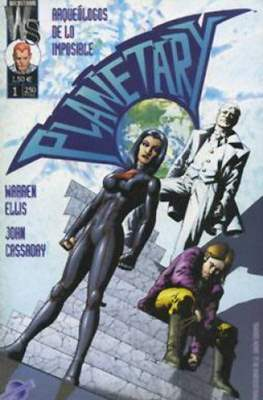 Planetary Vol. 1 (2000-2001)
