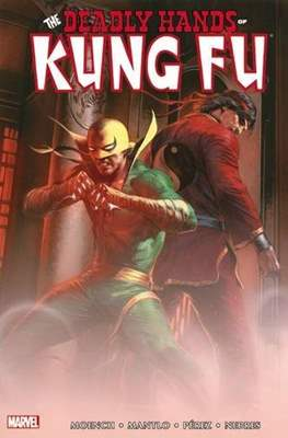 The Deadly Hands of Kung Fu Omnibus (hardcover) #1