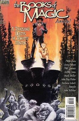 The Books of Magic Annuals (grapa) #3