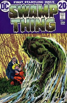 Swamp Thing (1972 1st Series) (Comic Book. 1972 - 1976) #1
