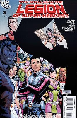 Legion of Super-Heroes Vol. 6 (2010-2011) (Comic-book) #8