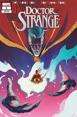 Doctor Strange: The End (Variant Cover)