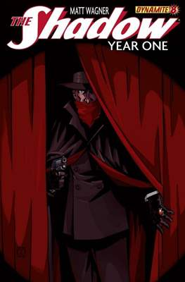 The Shadow Year One (Comic-book) #8