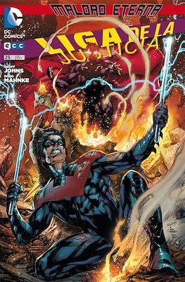 Liga de la Justicia. Nuevo Universo DC / Renacimiento (Grapa) #25