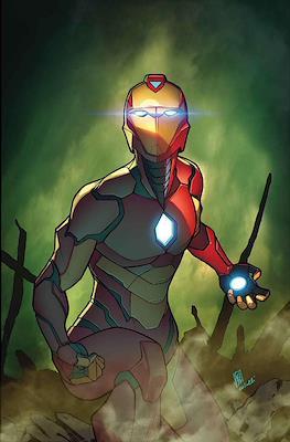 Invincible Iron Man (Vol. 3 2017-2018 Variant Cover) #3.1