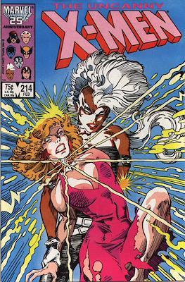 The Uncanny X-Men (1963-2011) (Comic-Book) #214