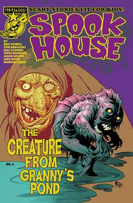 Spook House (Comic-book / Digital) #4