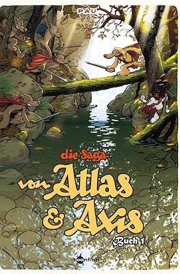 Die Saga von Atlas & Axis (Hardcover) #1