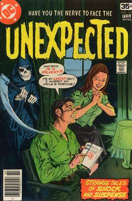 The Unexpected (Comic Book) #183