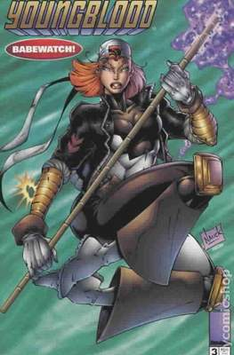 Youngblood (1995 Variant Covers) (Comic Book) #3.2