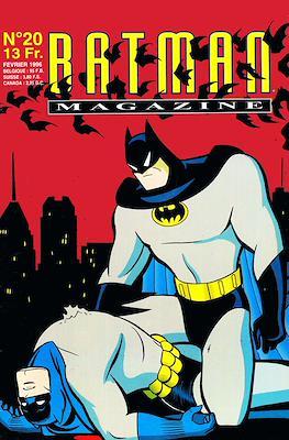 Batman Magazine (Agrafé. 32 pp) #20