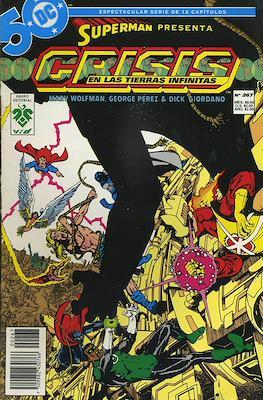 Supermán (1986-2001) (Grapa) #267