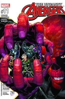 The Uncanny Avengers Vol. 2 (Revista) #11
