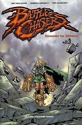 Battle Chasers: Reunión de héroes