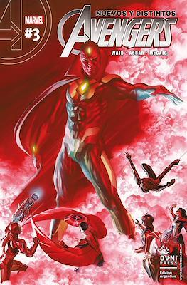 Nuevos y Distintos Avengers (Rústica) #3