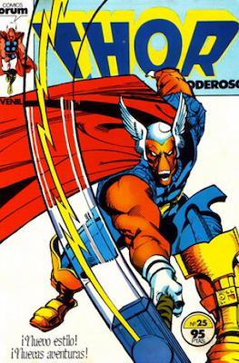Thor, el Poderoso (1983-1987) #25