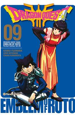 Dragon Quest: Emblem of Roto (Rústica con sobrecubierta) #9