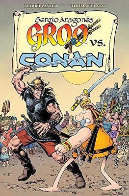 Groo vs. Conan