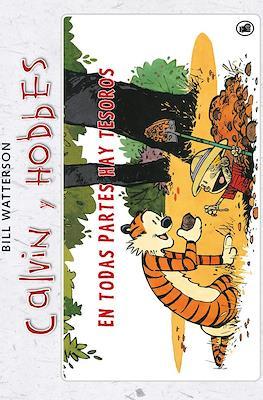 Súper Calvin y Hobbes