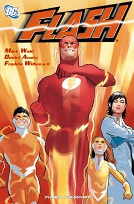 Flash (2009) (Rústica 96-192 pp) #1
