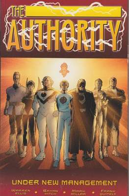 The Authority (Softcover 128-160-192 pp) #2