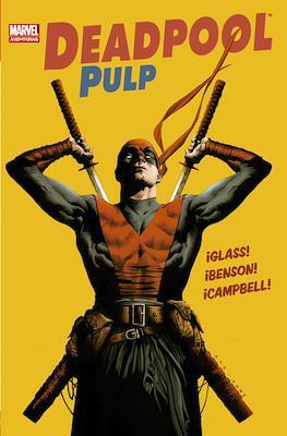 Deadpool: Pulp - Marvel Aventuras