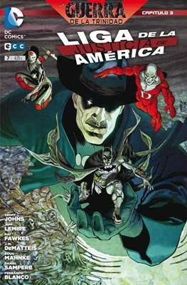 Liga de la Justicia de América (Grapa 32 pp) #7