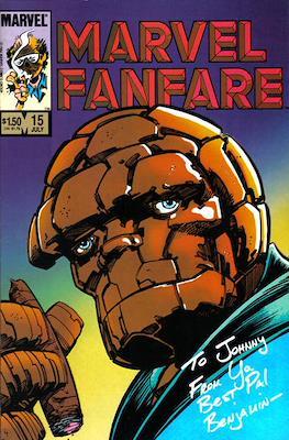 Marvel Fanfare Vol 1 (Comic-Book) #15