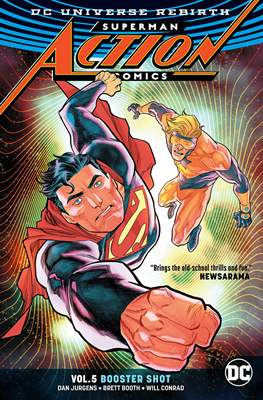 Superman: Action Comics Vol. 1 (2016) (Softcover) #6
