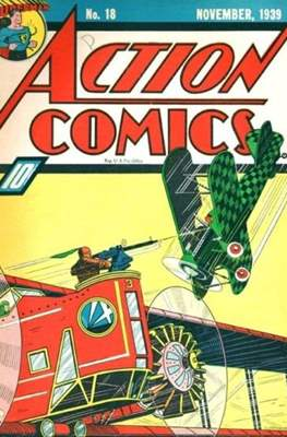 Action Comics Vol. 1 (1938-2011; 2016-) (Comic Book) #18