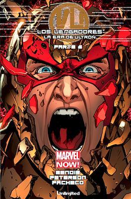 Los Vengadores. La era de Ultrón (Rústica) #6