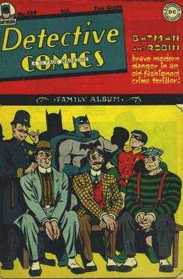 Detective Comics Vol. 1 (1937-2011; 2016-) (Comic Book) #129