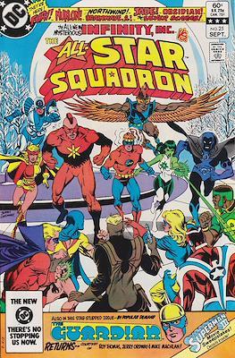All-Star Squadron Vol 1 (Grapa) #25