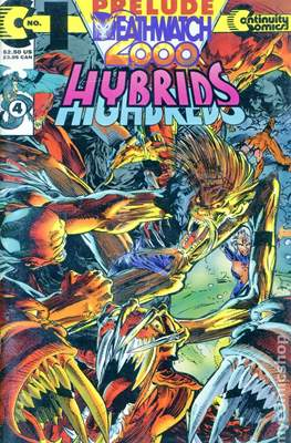 Hybrids Deathwatch 2000 (1993) (Comic Book) #1