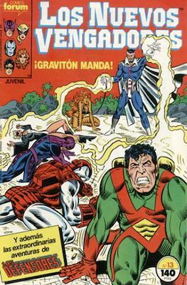 Los Nuevos Vengadores Vol. 1 (1987-1994) (Grapa 32 pp) #13