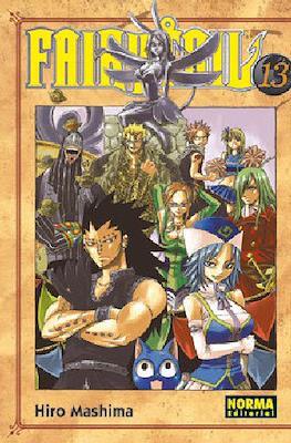 Fairy Tail (Rústica con sobrecubierta) #13