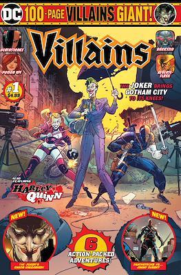 Villains DC 100-Page Comic Giant