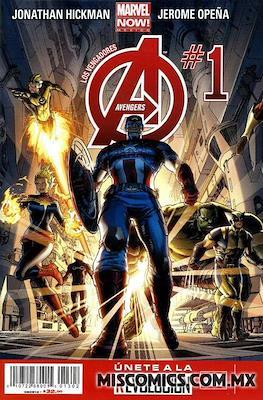 Los Vengadores / The Avengers (2013-2015) (Grapa) #1