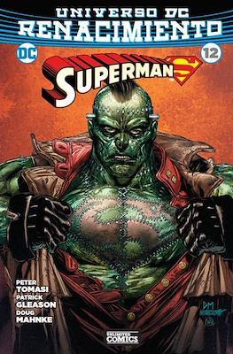 Superman: Renacimiento (Rústica) #12