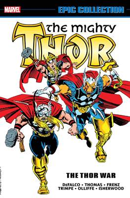 Thor Epic Collection #19