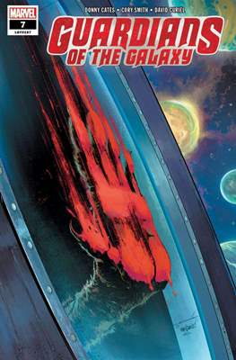 Guardians of the Galaxy (2019-...) (Comic Book) #7
