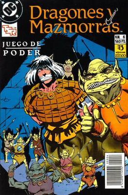 Dragones y mazmorras (1990-1991) #6