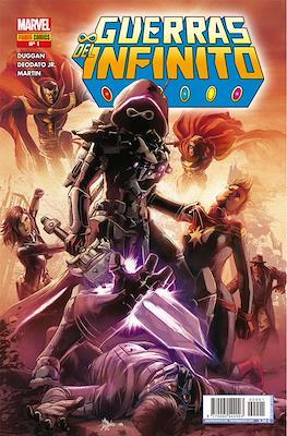 Guerras del Infinito (Grapa 40 pp) #1