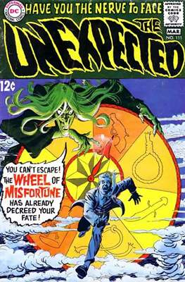 The Unexpected (Comic Book) #111