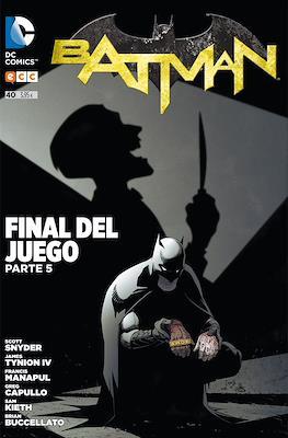 Batman: Nuevo Universo DC / Renacimiento (Grapa) #40