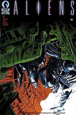 Aliens (Comic-book) #3