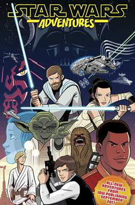 Star Wars Adventures #0
