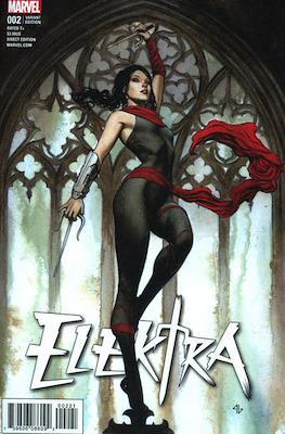 Elektra Vol. 4 (Variant Cover) #2